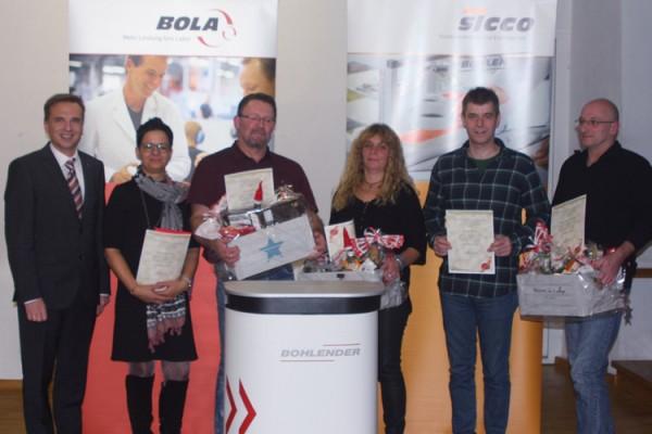 BOHLENDER GmbH beschließt das Geschäftsjahr 2016