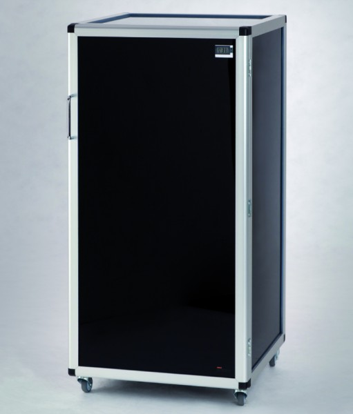 SICCO Maxi 1-Desiccator Black, PMMA