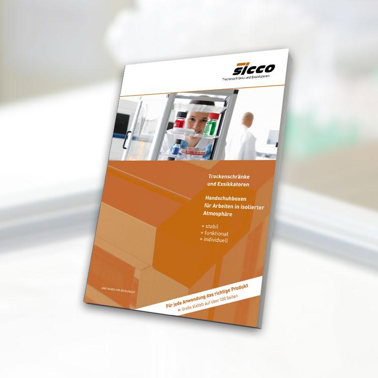 SICCO Katalog