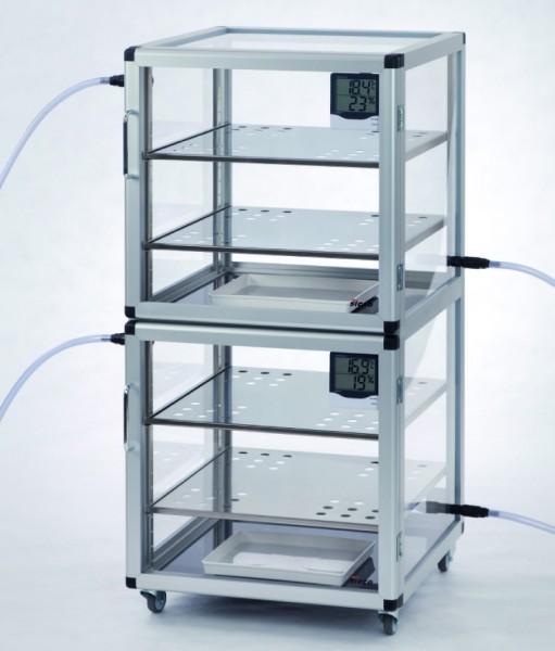 SICCO Super-Maxi 2-Desiccator, PMMA