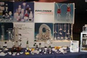 Laborfachausstellung Budde