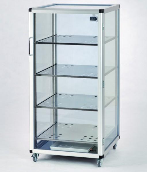 SICCO Maxi 1-Desiccator Antistatic, PC ESD