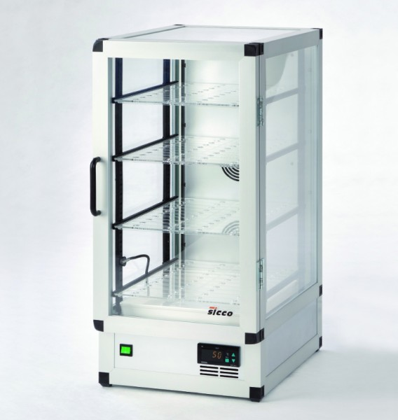 SICCO Star-Thermo Desiccator, PMMA / GLASS